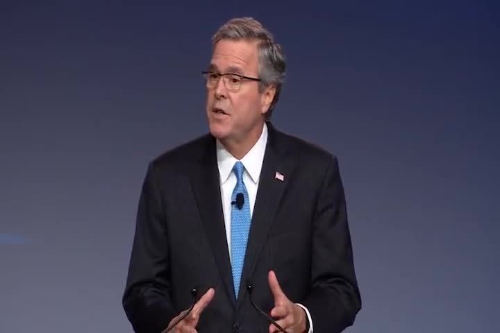 Jeb Bush general session speech at 2015 NADA Convention