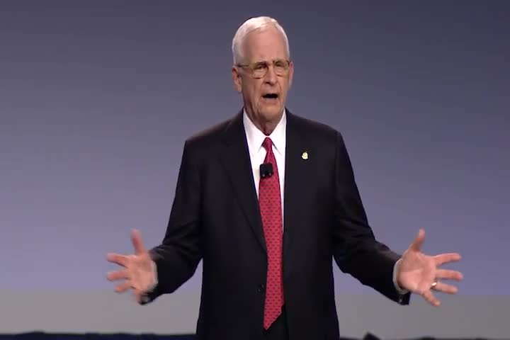 2015 Chairman William C. Fox speech at NADA Convention