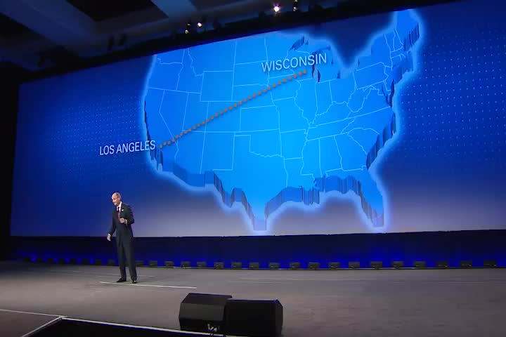 2014 Chairman Forrest McConnell, III general session speech at 2015 NADA Convention