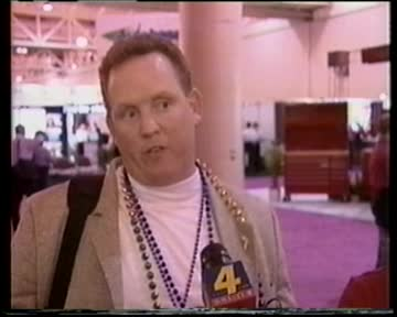 """NADA Convention"": Eyewitness News Weekends: WWL-TV (CBS) New Orleans: January 26, 2002 6:00-6:30 PM"