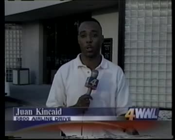 "WWL-TV (CBS) New Orleans: ""NADA Moves Convention"" news coverage, October 2, 2001"