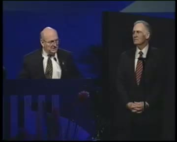 Las Vegas NADA Convention: General Session Day 1, February 3, 2001