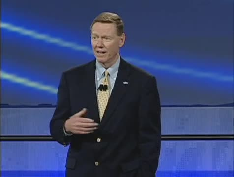 Presentation from Alan Mullaly, President and CEO of Ford Motor Company