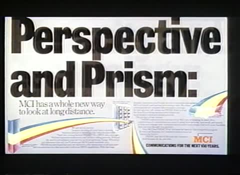 1986 A/V Show Special Advertising Presentation