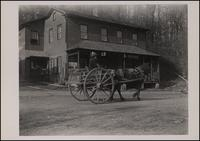 Sam Frizzell's store on Main Street, Henry Clay Factory