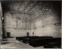 Pennsylvania Station: Mens Waiting Room