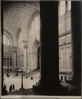 Pennsylvania Station: Main Waiting Room, From Southwest Corner