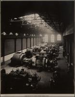 Long Island City Power House: Turbine Room