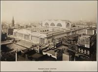 Pennsylvania Station: Birdseye View
