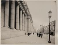 Pennsylvania Station:Thirty-first Street Facade