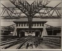 Pennsylvania Station Yard: Main Signal Cabin East of Ninth Avenue