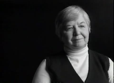 Kevlar commercial featuring Stephanie Kwolek