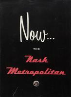 Now . . . the Nash Metropolitan