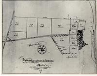 Fairlamb survey of  Eleutherian Mills residence and property, 1825