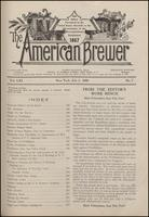 The American Brewer, vol. 61, no. 07 (1928)