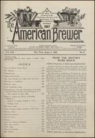 The American Brewer, vol. 61, no. 08 (1928)