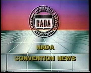 NADA Convention '87 Six Minute Promo