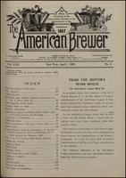 The American Brewer vol. 62, no. 04 (1929)
