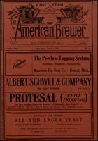 The American Brewer vol. 62, no. 01 (1929)