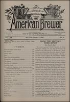The American Brewer vol. 62, no. 10 (1929)