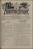 The American Brewer vol. 62, no. 08 (1929)
