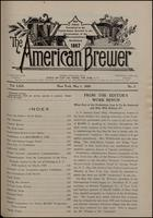 The American Brewer vol. 62, no. 05 (1929)