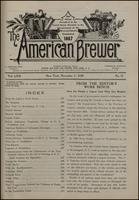 The American Brewer vol. 62, no. 11 (1929)