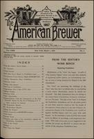 The American Brewer vol. 63, no. 03 (1930)