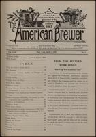 The American Brewer vol. 63, no. 04 (1930)