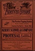 The American Brewer vol. 63, no. 01 (1930)