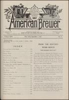 The American Brewer vol. 64, no. 09 (1931)
