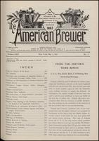 The American Brewer vol. 64, no. 05 (1931)