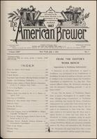 The American Brewer vol. 64, no. 07 (1931)