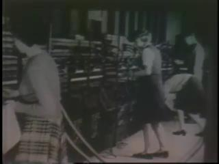 Historical Footage of ENIAC computer system