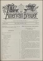 The American Brewer vol. 65, no. 11 (1932)