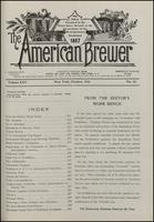 The American Brewer vol. 65, no. 10 (1932)