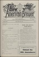 The American Brewer vol. 65, no. 06 (1932)