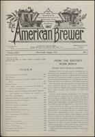 The American Brewer vol. 65, no. 08 (1932)