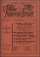 The American Brewer vol. 66, no. 03 (1933)