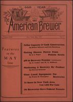 The American Brewer vol. 66, no. 05 (1933)