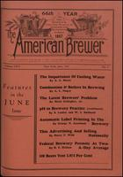 The American Brewer vol. 66, no. 06 (1933)