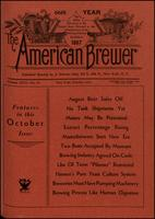 The American Brewer vol. 66, no. 10 (1933)