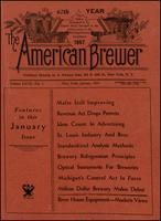 The American Brewer vol. 67, no. 01 (1934)