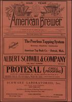 The American Brewer vol. 66, no. 01 (1933)