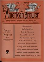 The American Brewer vol. 67, no. 08 (1934)