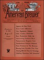 The American Brewer vol. 67, no. 04 (1934)