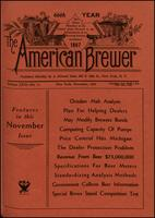 The American Brewer vol. 66, no. 11 (1933)