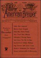 The American Brewer vol. 66, no. 12 (1933)