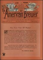 The American Brewer vol. 67, no. 12 (1934)