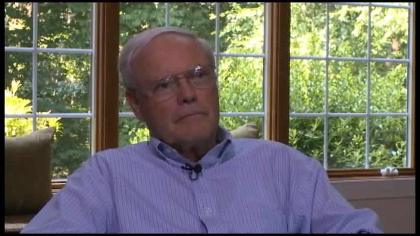 Interview with Don Sturgeon, 2014 July 30